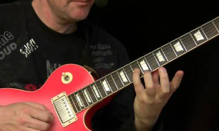 Guitar Lesson – Country Blues ( with Wah Wah )