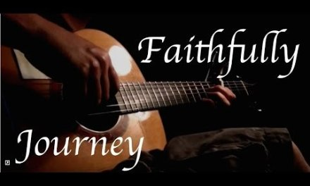 Journey – Faithfully – Fingerstyle Guitar