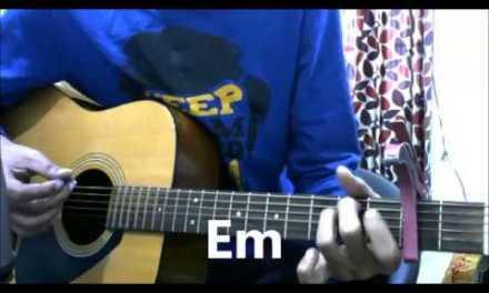 Thodi Der – Half Girlfriend – Guitar Cover Lesson Chords easy – shreya ghoshal & farhaan saeed