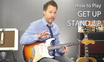 How to Play Get Up Stand Up by Bob Marley – Guitar Lesson