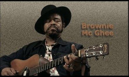 Jim Bruce Blues Guitar – My Baby's Gone – Brownie McGhee Cover