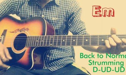Kuch To Hai -Guitar Chords -Do Lafzon Ki Kahani -Guitar Tutorial/Lesson By Nitin Uprety