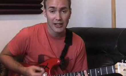 Sultans Of Swing – Dire Straits #1of4 (Songs Guitar Lesson ST-322) How to play