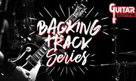 Alchemy (Philip Sayce) – Guitar Backing Track