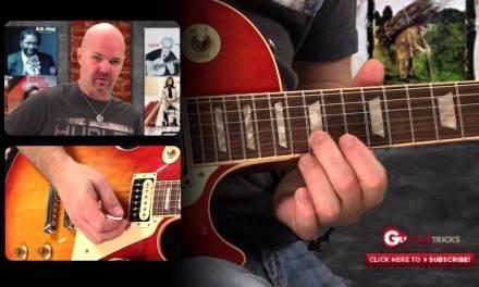 Guitar Tricks 181: Mixing Major & Minor Blues