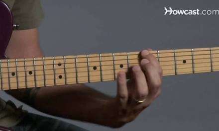 Pentatonic Pattern 1 Major Scale on Top | Guitar Lessons