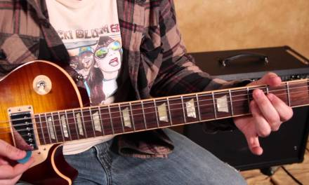 Allman Brothers Inspired Blues Rock Guitar Lesson – Southbound Style Blues Progression