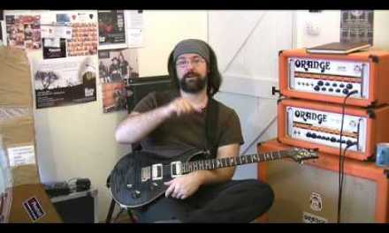 "Beginners Guitar lesson ""The Chord Scale"", Part Two – With Rob Chappers"