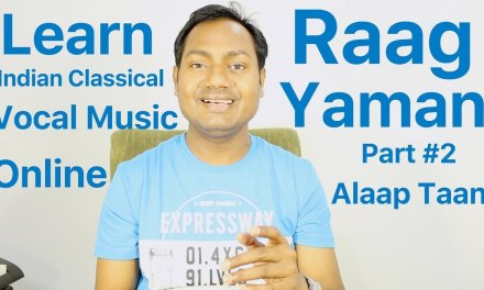 """Raag Yaman Part #2 