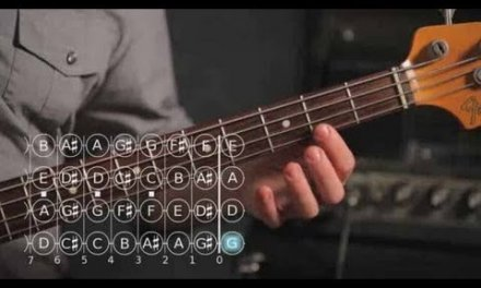 How to Play a D Major Scale | Bass Guitar