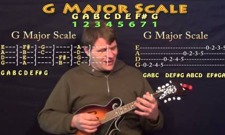 Mandolin Crash Course for Beginners – Easy First Lesson