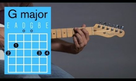 How to Play a G Major Open Chord | Guitar Lessons