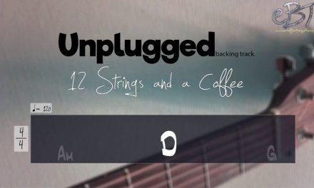 UNPLUGGED ACOUSTIC BACKING TRACK IN G!