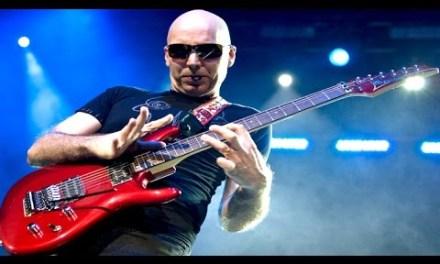 JOE SATRIANI's 21 Greatest Guitar Techniques!