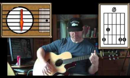 Meet Me On The Corner – Lindisfarne – Acoustic Guitar Lesson