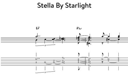 Jazz Guitar Mini Lesson #1: Stella By Starlight – Chord Melody
