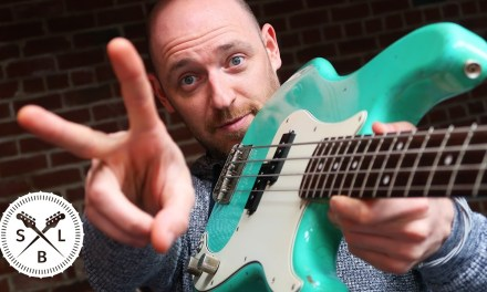 Sexy up your bass scales… with these *2* notes!