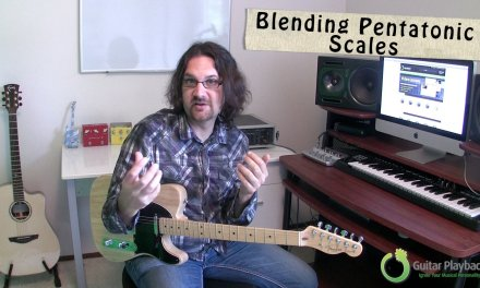 Blending Pentatonic Scales