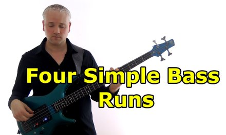 Pentatonic Bass Runs