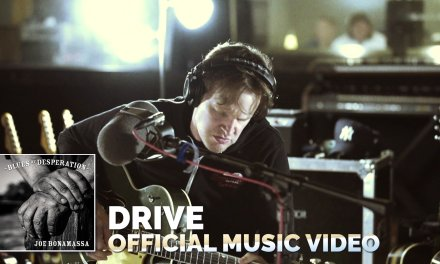 Joe Bonamassa – 'Drive' – Official Music Video