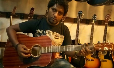 How to play F major scale in hindi   lesson 7   Sonu Parihar