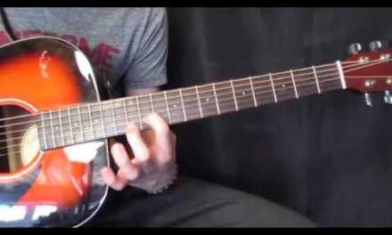 Pirates Of The Caribbean  A Beginer Guitar Lesson