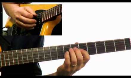 Shades of Jazz – #17 – Guitar Lesson – Kenny Wessel