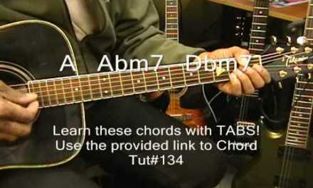 Toto Africa Strumming Pattern Guitar Lesson How To Play Toto Style DUUUDDD Instruction