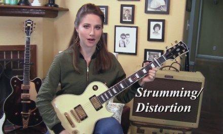 The Smiths-Miserable Lie-Guitar Lesson-Allison Bennett