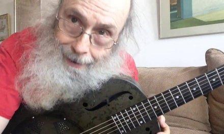 Guitar Lesson In Open D. Numerous Open D Guitar Licks, Fingerpicking, Strumming & Fun!