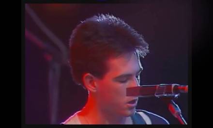 The Cure – A Forest * first ever TV performance Dec 79