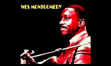 Wes Montgomery Tequila Guitar Backing Track