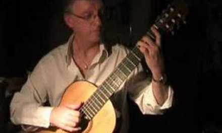 J. S. Bach: Air (Classical guitar)  – Per-Olov Kindgren