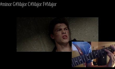 Shawn Mendes – Stitches – Guitar Lesson Chords Playalong