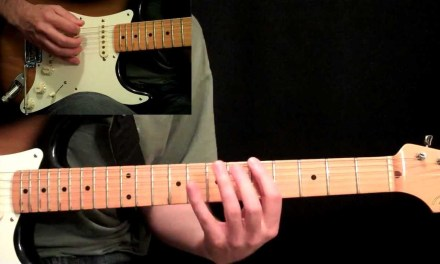 Kansas – Carry On Wayward Son Guitar Lesson Pt.1 – Main Riffs & Intro Solo