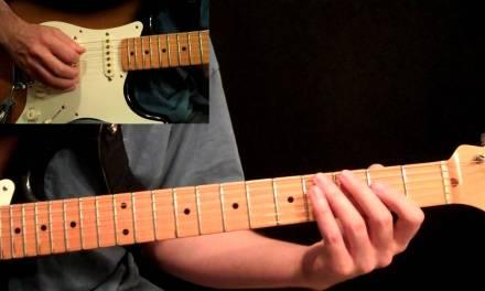 Led Zeppelin – Rock N Roll Guitar Lesson Pt.2 – Guitar Solo