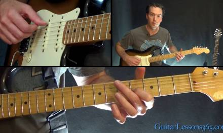 Pearl Jam – Better Man Guitar Lesson