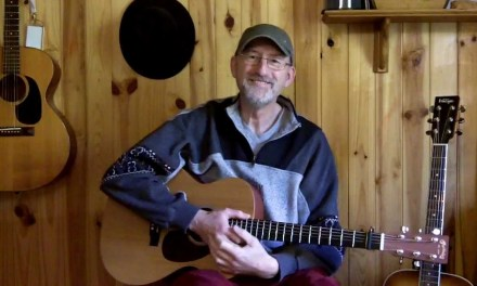 Jim Bruce Blues Guitar Lessons – A Bit Of Fun With Travis Picking