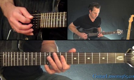 Ghost – Square Hammer Guitar Lesson (Solos)