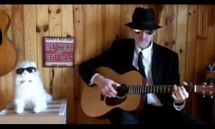 Blues Guitar Lessons Online – Jim Bruce Master Classes