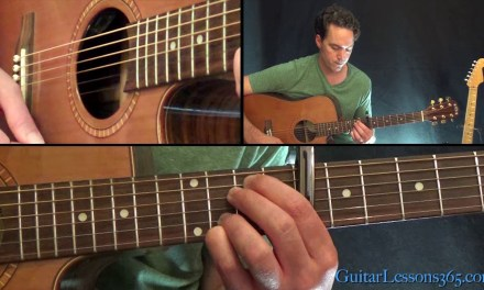 You're Beautiful Guitar Lesson – James Blunt