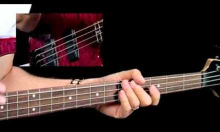 How to Play Blues Bass – #6 Ascending Turnaround – Bass Guitar Lessons for Beginners