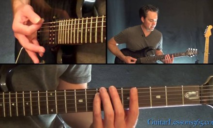 Sex Type Thing Guitar Lesson – Stone Temple Pilots