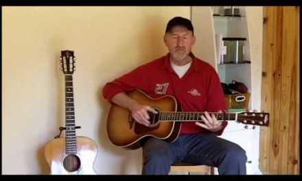 Jim Bruce Blues Guitar – Careless Love – Blind Boy Fuller (Jim Bruce Cover)