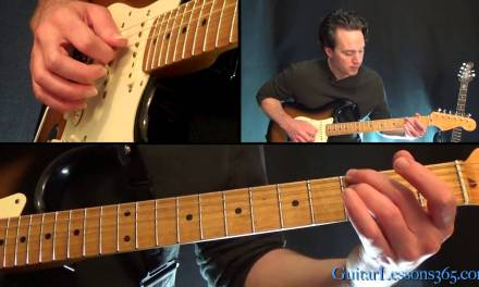 Lean On Me Guitar Lesson – Bill Withers