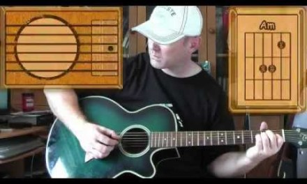 Is There Anybody Out There? – Pink Floyd – Guitar Lesson