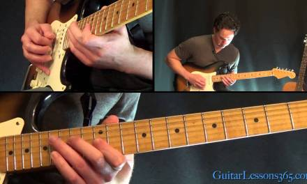 Sweet Home Alabama Guitar Lesson Pt.3 – Lynyrd Skynyrd – Main Solo