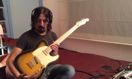 Fender Richie Kotzen Telecaster Demo
