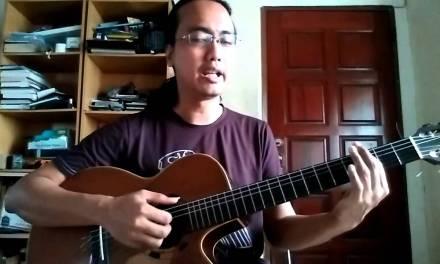 Jazz Guitar Chord Melody Lesson: How do you do guitar fills? – azsamadlessons.com Ep. 3