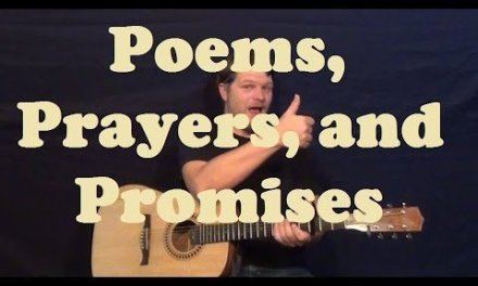 Poems Prayers and Promises (John Denver) Easy Guitar Lesson Strum Chords How to Play Tutorial